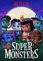 Super Monsters Netflix US (United States)