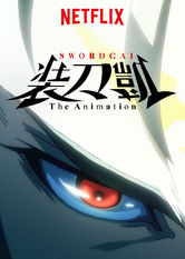 SWORDGAI The Animation Netflix ES (España)